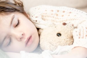 helping anxious children sleep